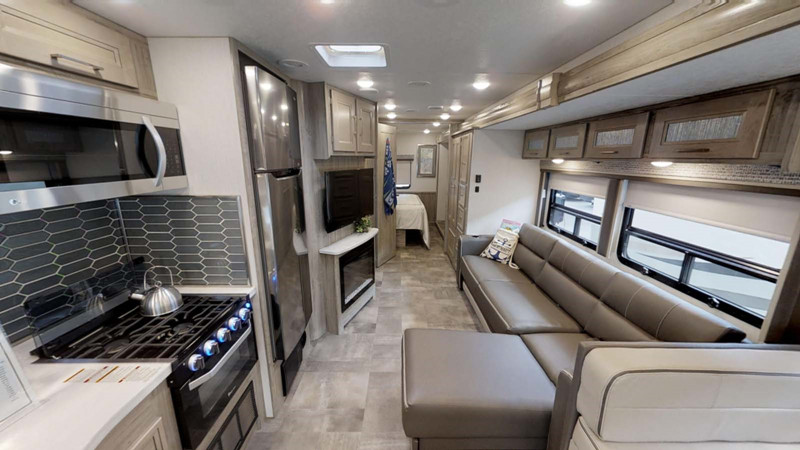 2019 Coachmen Mirada 32SS interior