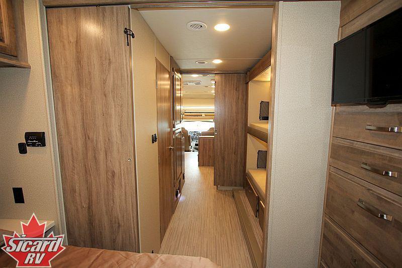 2019 Jayco Greyhawk Prestige 31FSP interior