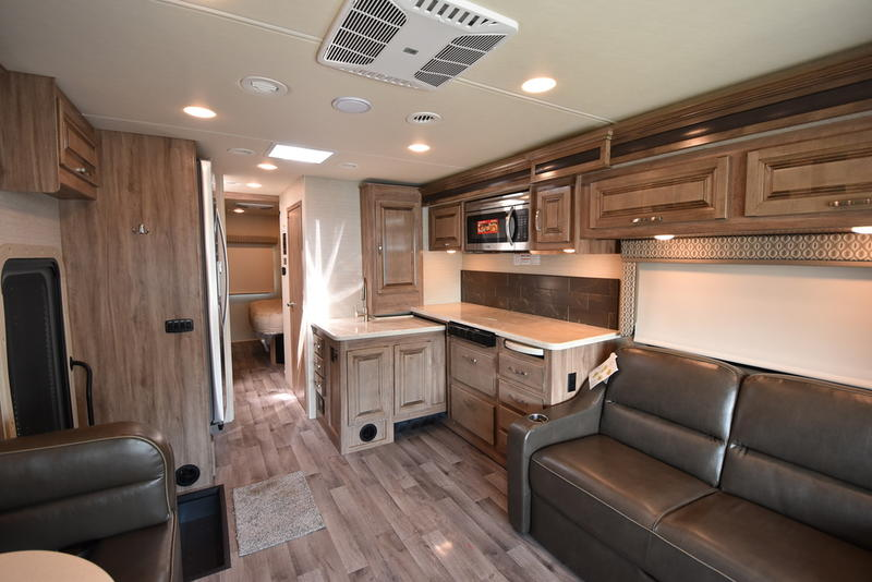 2019 Jayco Precept 31UL interior