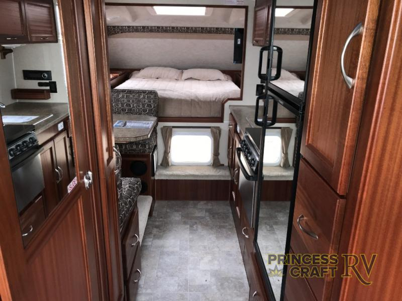 2019 Northern Lite 10'2 EX CD interior
