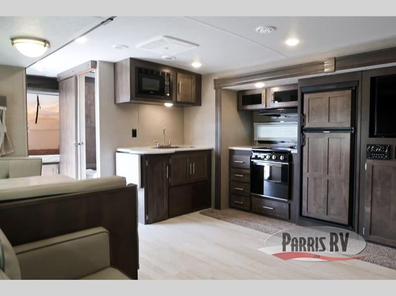 2019 ROCKWOOD ROO 23FL interior