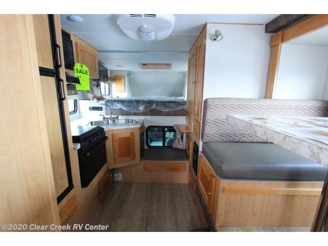 2019 Rugged Mountain Polar 860 interior