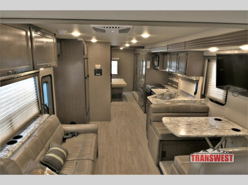2019 Thor Freedom Traveler A30 interior