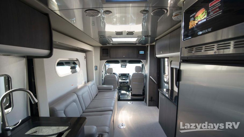 2020 Airstream RV Atlas Murphy Suite interior