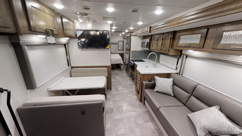2020 Coachmen Mirada 29FW interior