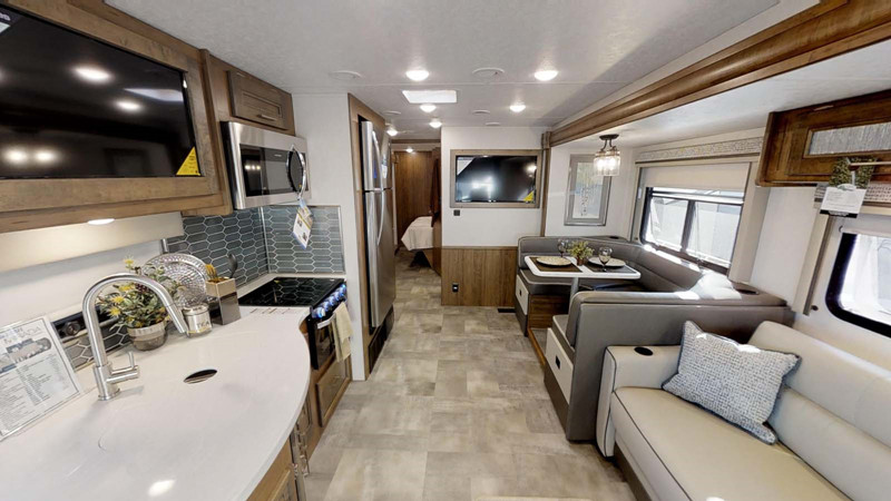 2020 Coachmen Mirada 35BH interior