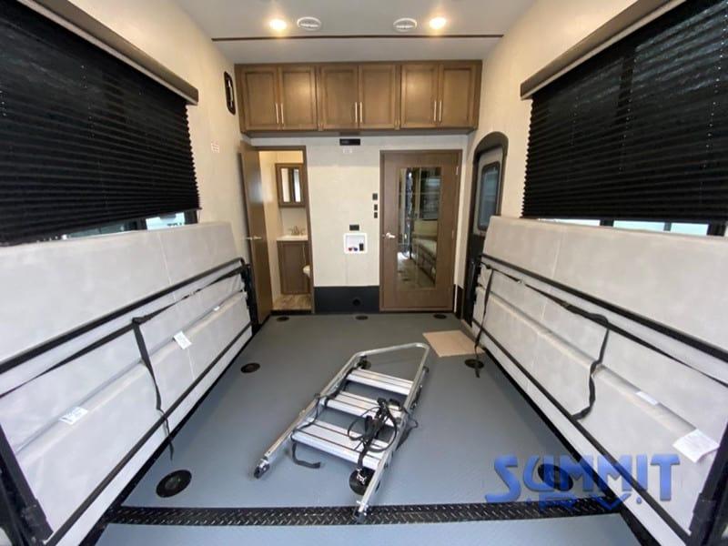 2020 Cougar 353SRX interior