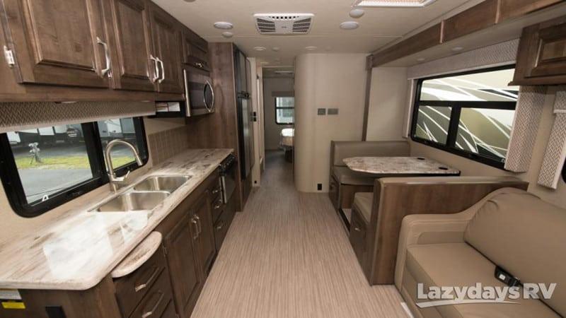 2020 Entegra Coach Esteem 29 V interior