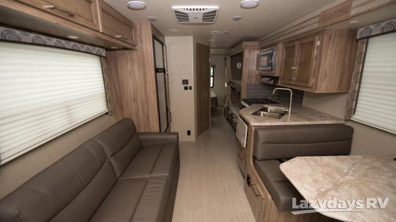 2020 Entegra Coach Odyssey 31F interior