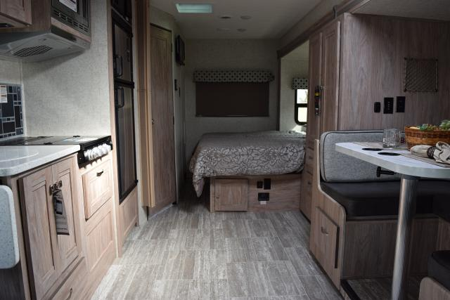 2020 Forest River Forester 2401WSD interior