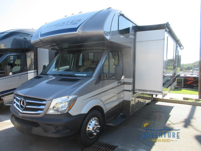 2020 Forest River Forester 2401WSD