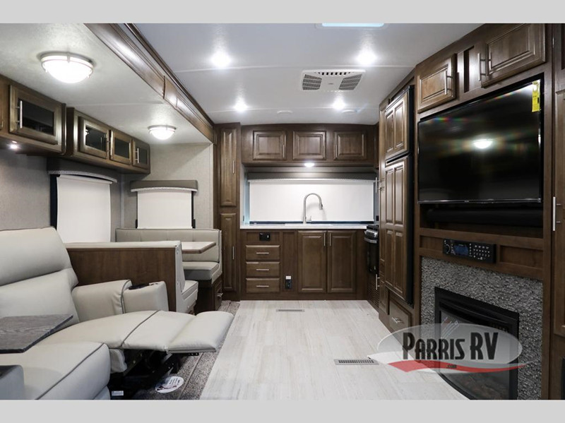 2020 Forest River Rockwood 8335BSS interior