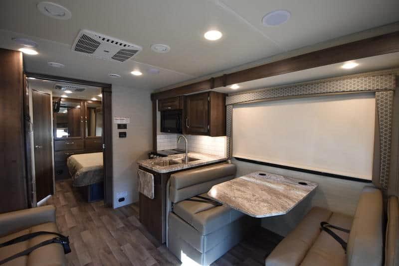 2020 Greyhawk 27U interior