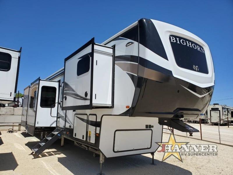 2020 Heartland Bighorn 3995FK