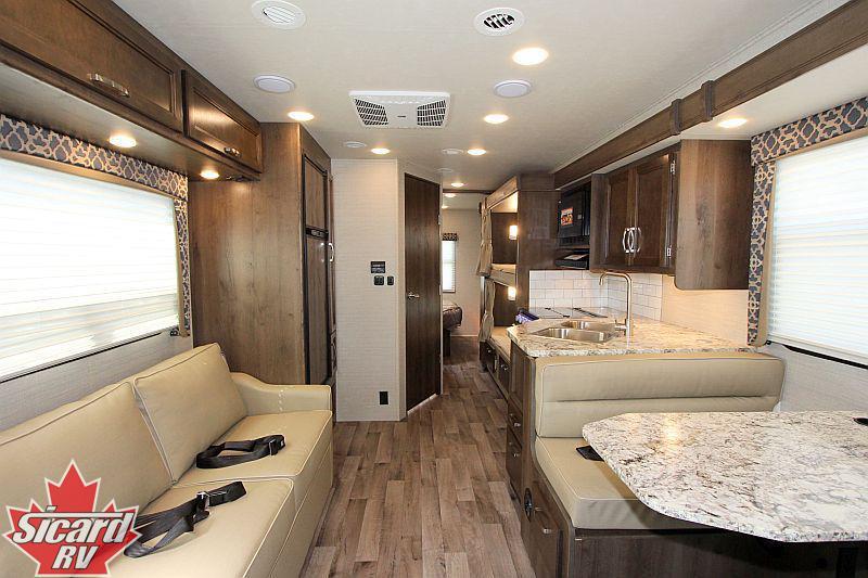 2020 Jayco Redhawk 31F interior