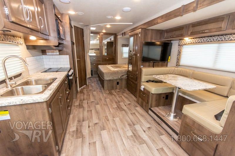 2020 JaycoRedhawk 24B interior