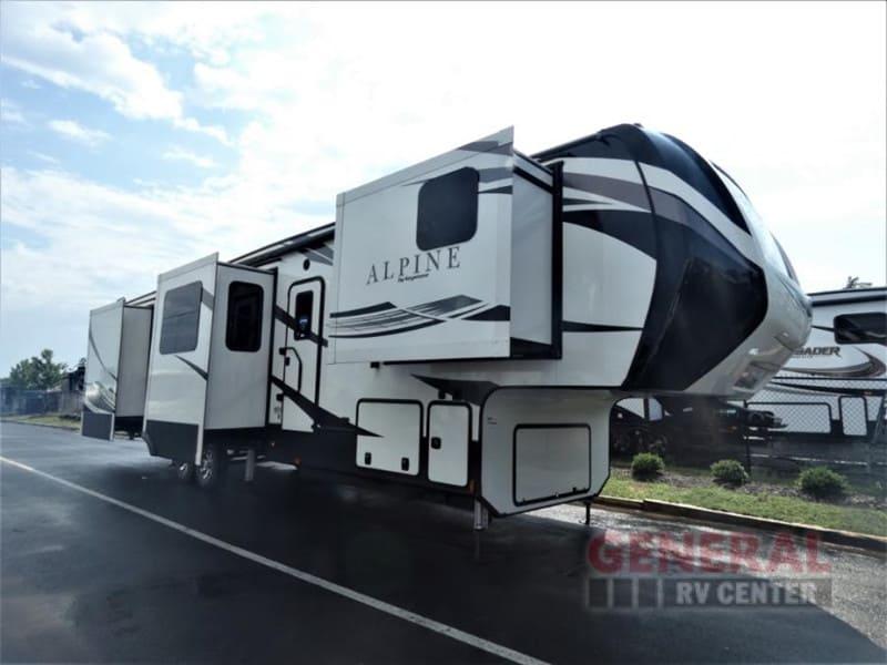 2020 Keystone Alpine 3801FK