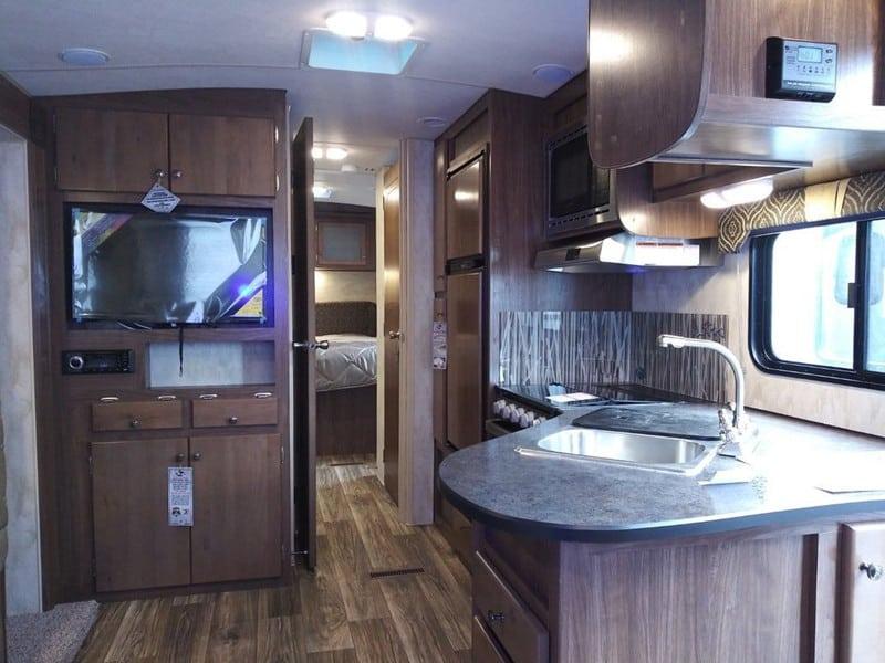 2020 NASH 26N interior