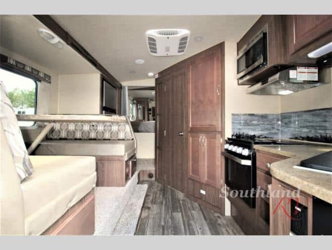 2020 Northwood Arctic Fox Camper 992 interior