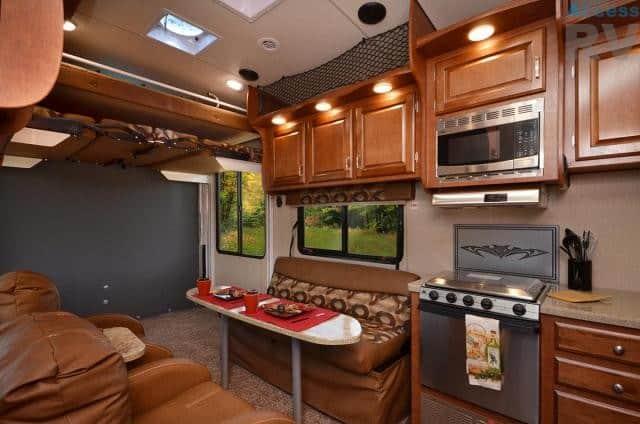 2020 Northwood Desert Fox 21SW interior