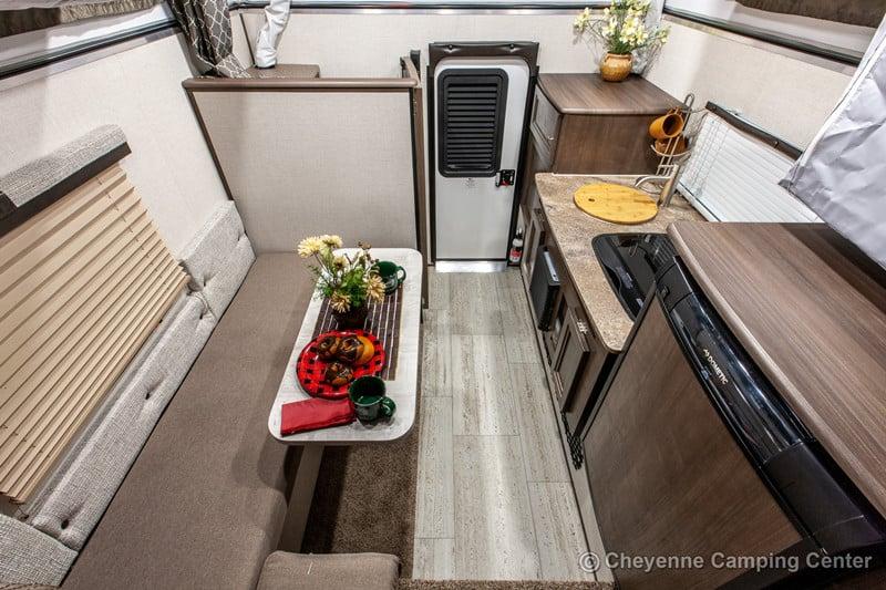 2020 Palomino SS 1240 interior