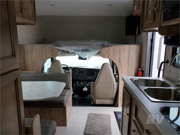 2020 Redhawk 22C interior