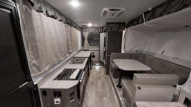 2020 Rockwood Premier 296HW interior