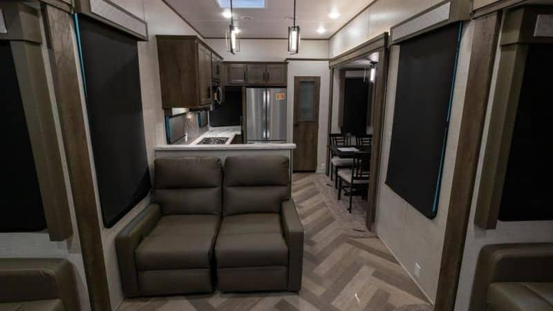 2020 Salem Grand Villa 42FK interior