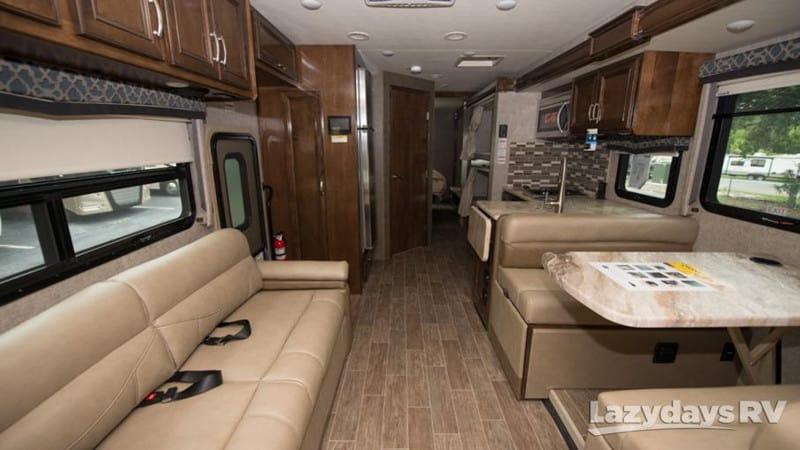 2020 THOR Omni BB35 interior