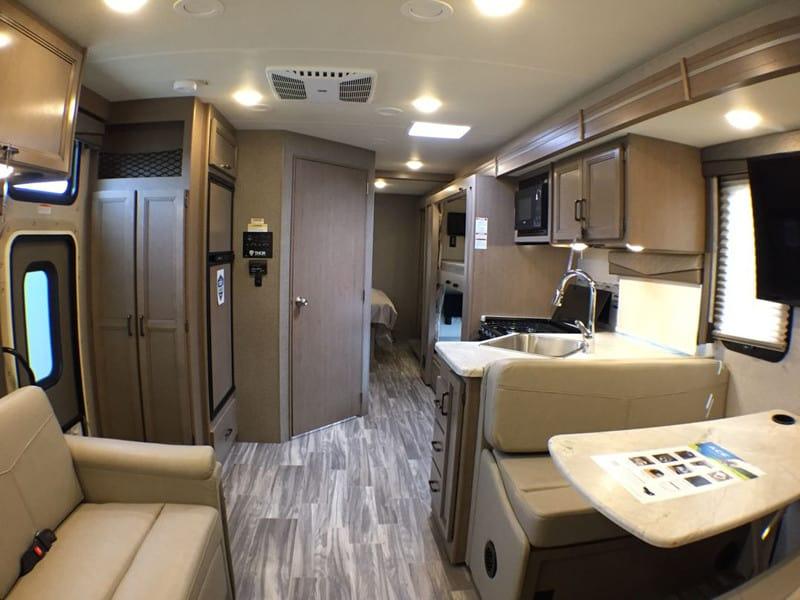 2020 Thor ACE 30.2 interior