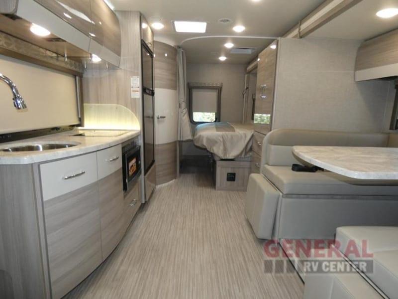 2020 Thor Delano 24TT interior