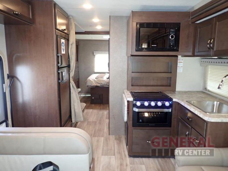 2020 Thor Motor Coach 30D interior