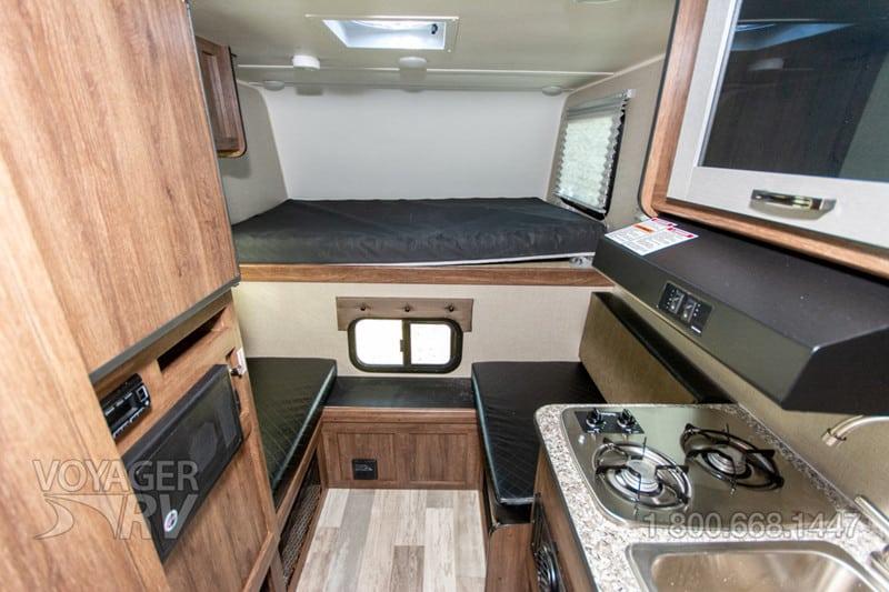 2020 TravelLite 610R interior