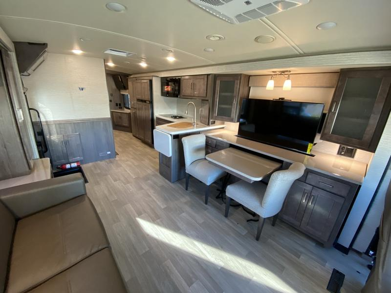 2020 Winnebago Adventurer 33C interior