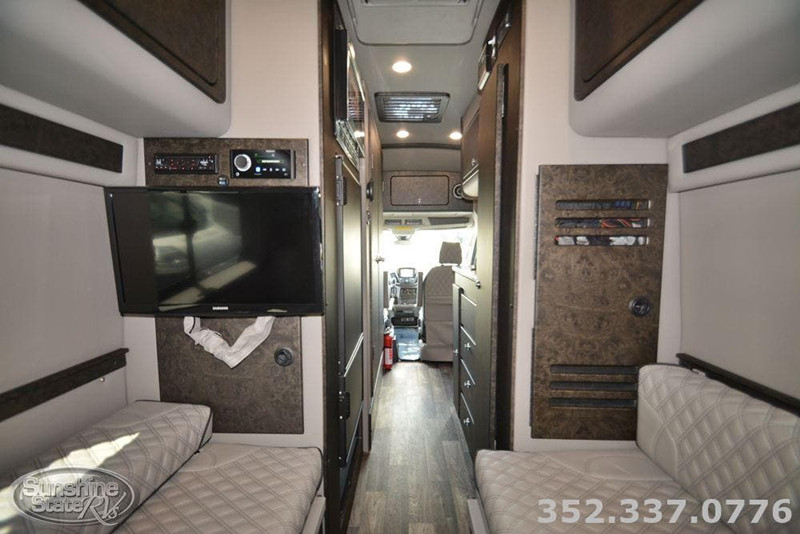 2021 American Coach Ford Patriot MD2 interior