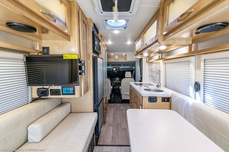 2021 Coachmen Beyond 22D interior