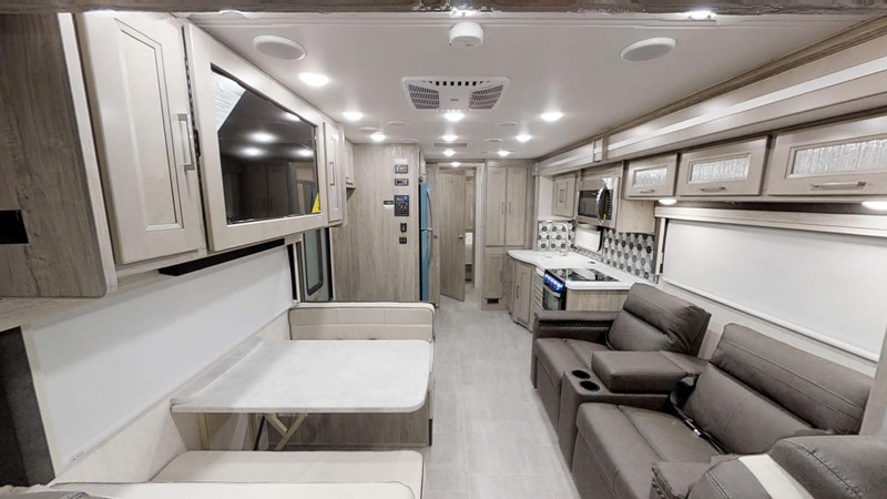 2021 Coachmen Sportscoach 339DS interior