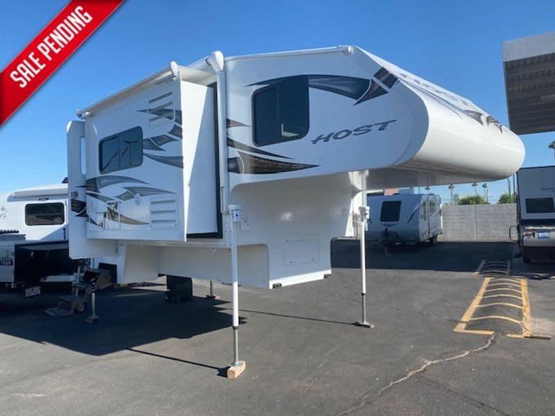 2021 Host Yukon Truck Camper
