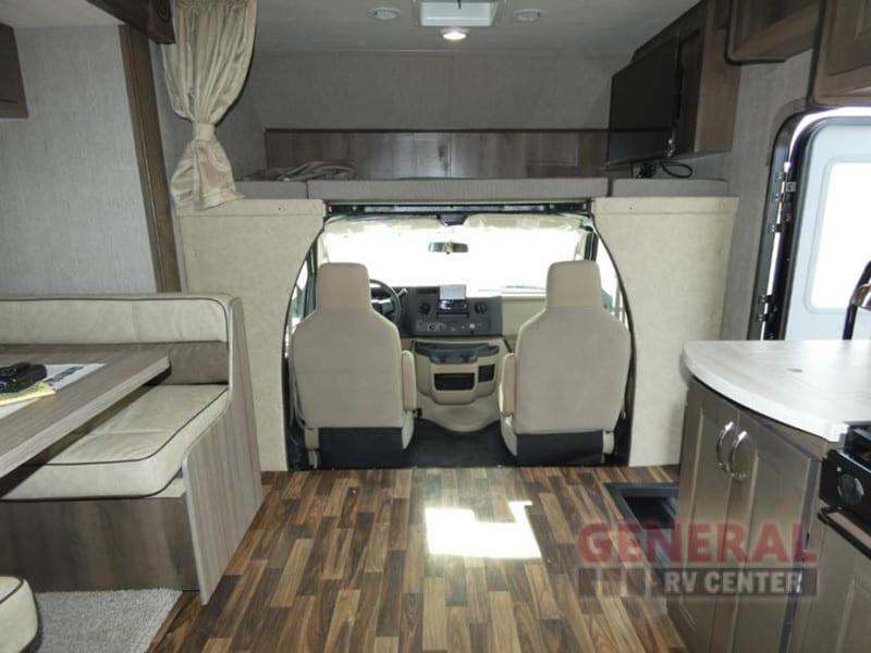 2021 Nexus Triumph 24T interior