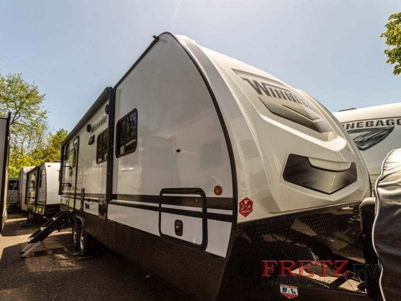 2021 Winnebago Minnie 2301BH