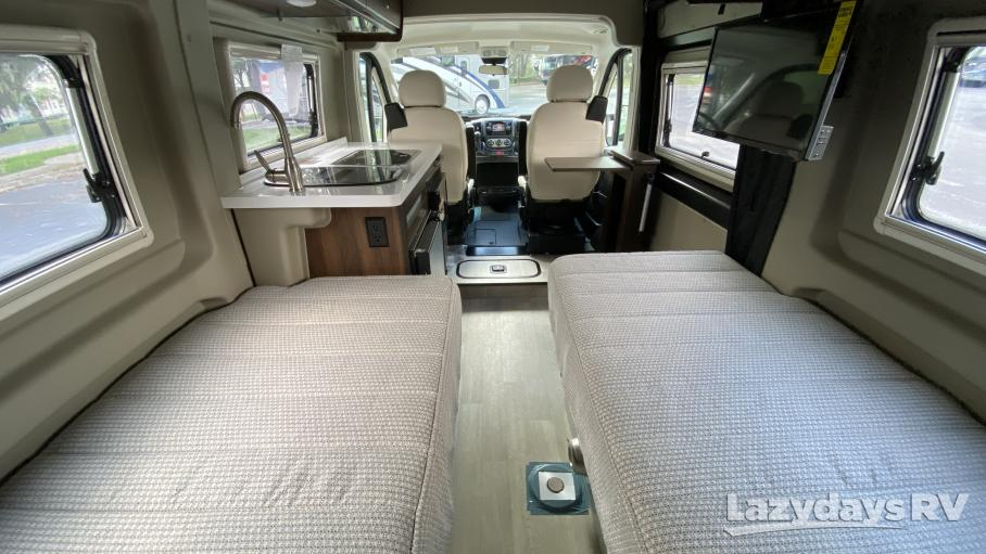 2021 Winnebago Travato 59KL interior