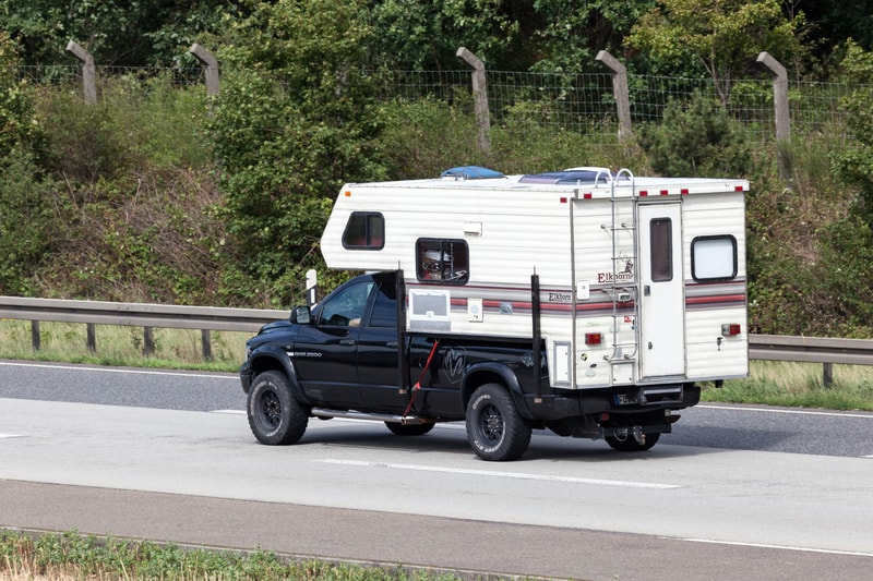 10 Popular Truck Campers