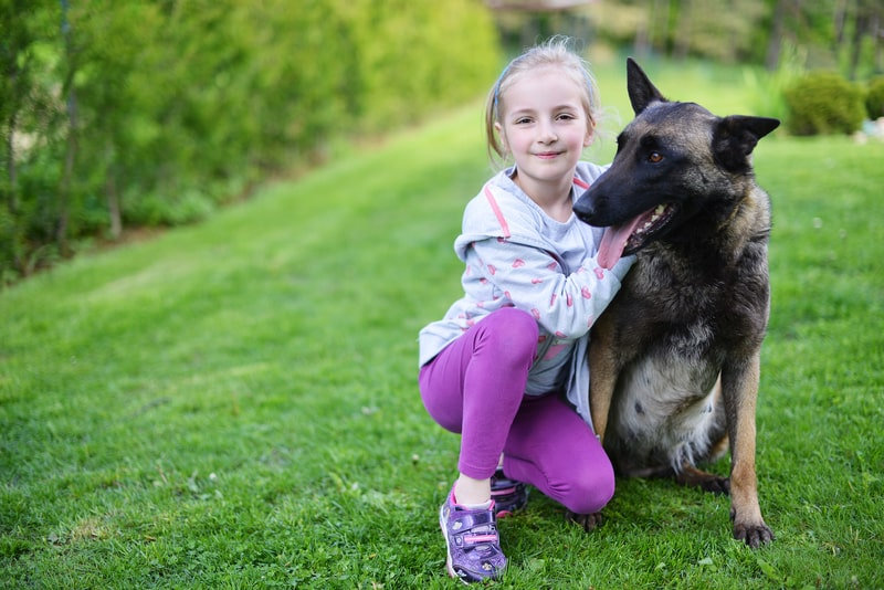 Are Belgian Malinois Good with Kids