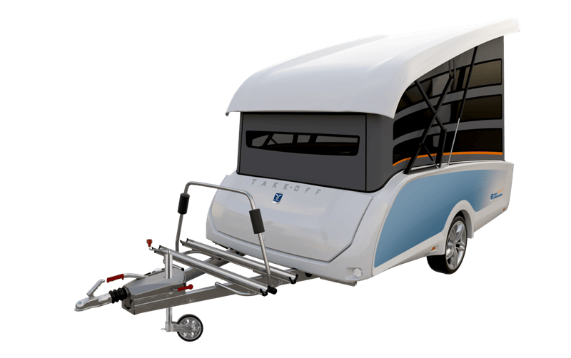 Easy Caravanning Takeoff